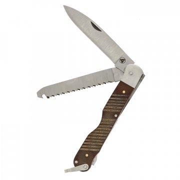 Складной нож Авиационный (сталь 65Х13, рукоять текстолит, мультитул)