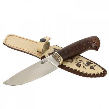 Нож Сокол (сталь 95Х18, рукоять венге)