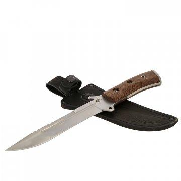 Нож Смерч (сталь 65Х13, рукоять венге)