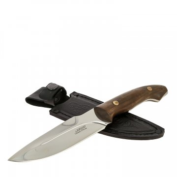 Нож Беркут (сталь 65Х13, рукоять дерево)