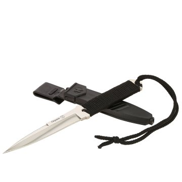 Нож Стрела Кизляр (сталь AUS-8, рукоять шнур-намотка)