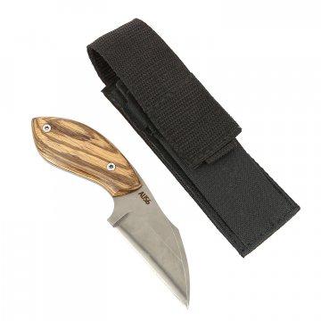 Нож Коготь XL (сталь AUS-6, рукоять дерево)