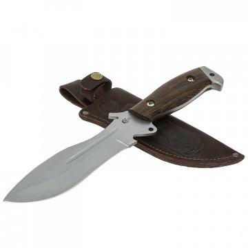 Нож Кобра (сталь 65Х13, рукоять венге)
