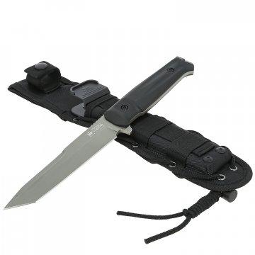 Нож Aggressor (сталь PGK TW, рукоять кратон)