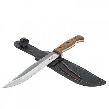Нож Bastardo Kizlyar Supreme (сталь 420 TW, рукоять орех)