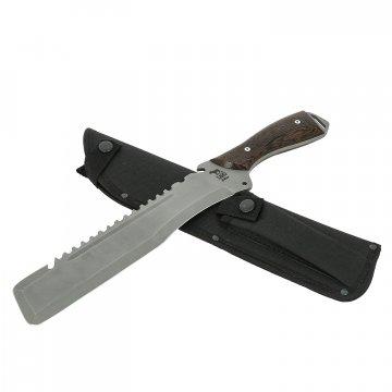 Нож Экспедиционный Саро (сталь 65Х13, рукоять дерево)