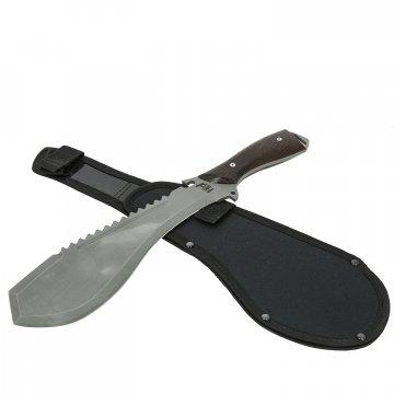 Нож Тайга Саро (сталь 65Х13, рукоять венге)