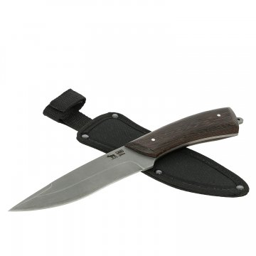 Нож Сокол Саро (сталь 65х13, рукоять дерево)
