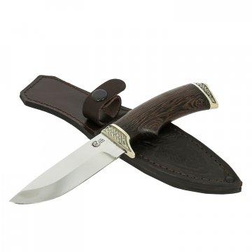 Нож Егерь (сталь Х12МФ, рукоять венге)