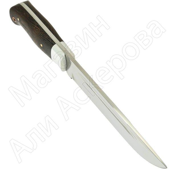 Нож Оборотень (сталь Х12МФ, рукоять венге)