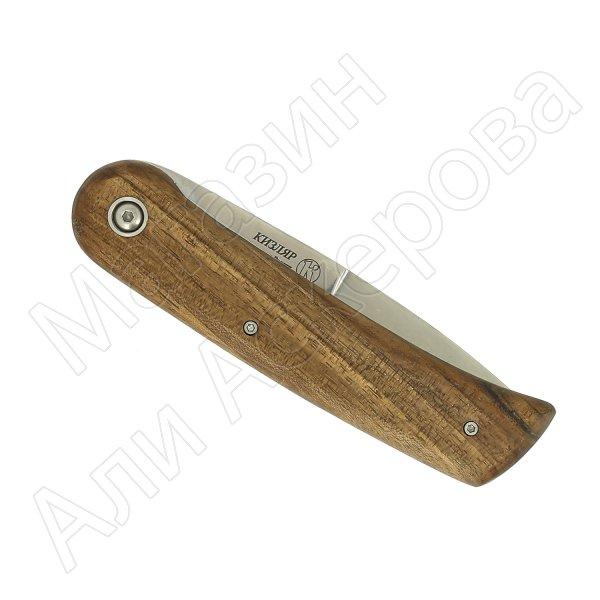 Складной нож Байкер-1 (сталь AUS-8, рукоять орех)