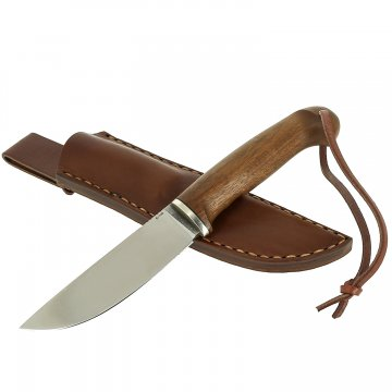 Нож Шмель (сталь K110, рукоять орех)