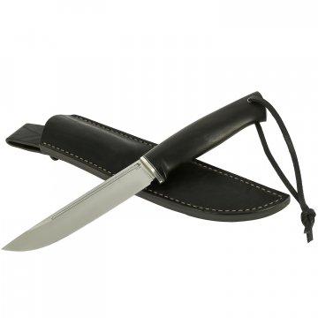 Нож Лиман (сталь K110, рукоять черный граб)
