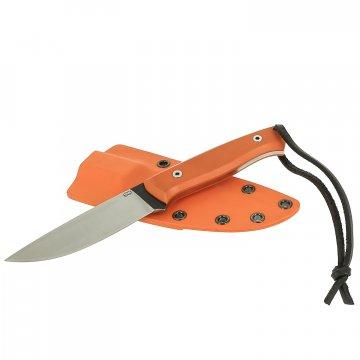 Нож Крот (сталь N690, рукоять G10)