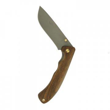 Складной нож Половец (сталь 95Х18, рукоять орех)