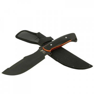 Нож Ворон (сталь 65Г, рукоять G10)