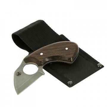 Нож Коготь (сталь AUS-6, рукоять венге)