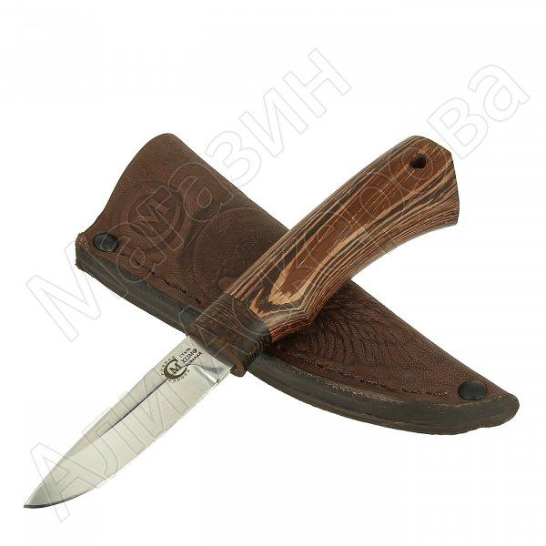 Нож Амулет (сталь Х12МФ, рукоять венге)
