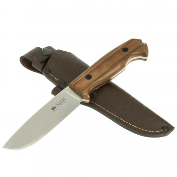 Нож Ural  (сталь D2, рукоять орех)