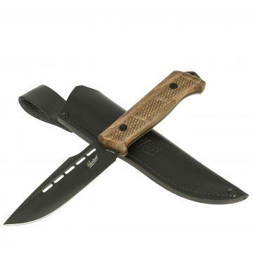 Нож Baikal (сталь D2 BT, рукоять орех)