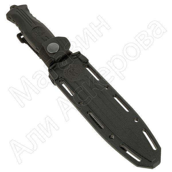 Нож НР-19 Кизляр (сталь AUS-8, рукоять эластрон)