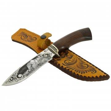 Нож Скиф (сталь 95Х18, рукоять венге)