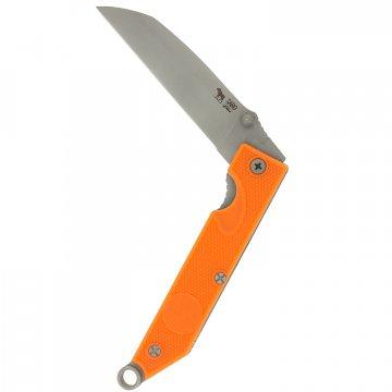 Складной нож Грибник (сталь AUS-6, рукоять ABS)