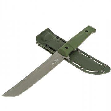 Нож Senpai (сталь PGK TW, рукоять кратон)