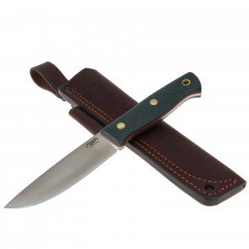 Нож Модель XM (сталь N690, рукоять микарта)