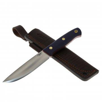 Нож Модель X (сталь D2, рукоять микарта)