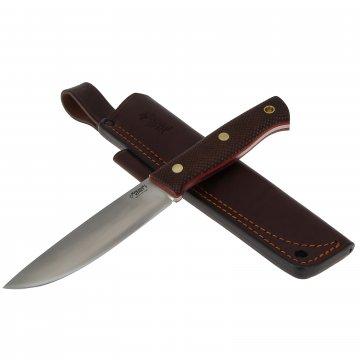 Нож Модель Х (сталь N690, рукоять микарта)