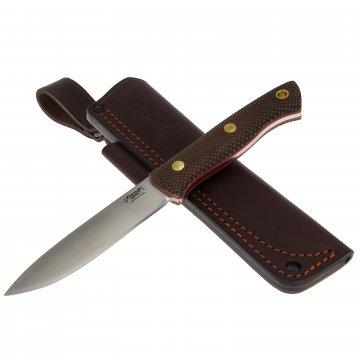 Нож Бушкрафт (сталь K110, рукоять микарта)