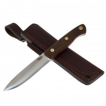 Нож Бушкрафт (сталь N690, рукоять микарта)
