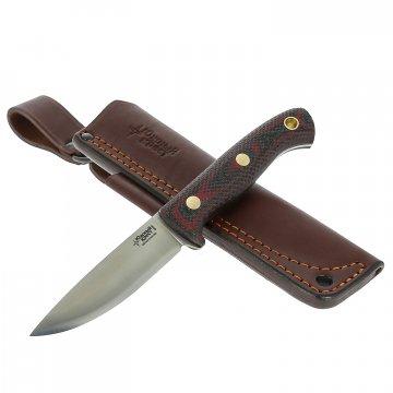 Нож Шершень (сталь N690, рукоять микарта)