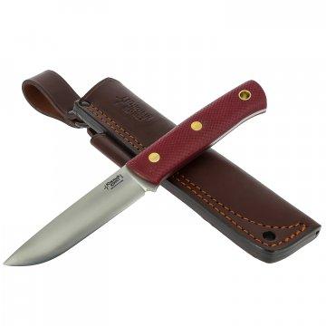 Нож M2 (сталь N690, рукоять микарта)