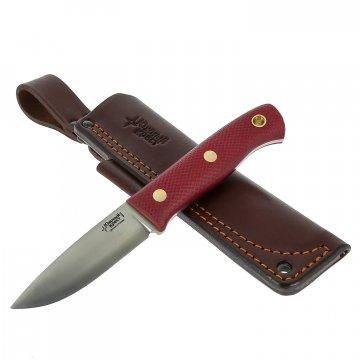 Нож ЯГД (сталь N690, рукоять микарта)