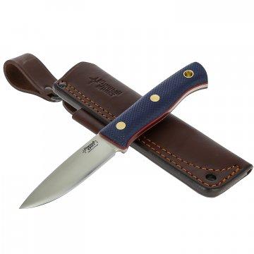 Нож ЯГД (сталь D2, рукоять микарта)