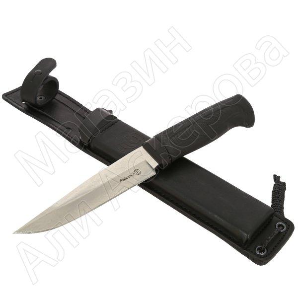 Нож Байкал-2 Кизляр (сталь AUS-8, рукоять эластрон)