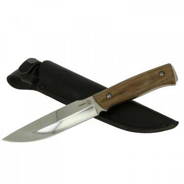Кизлярский нож разделочный Стриж (сталь AUS-8, рукоять орех)