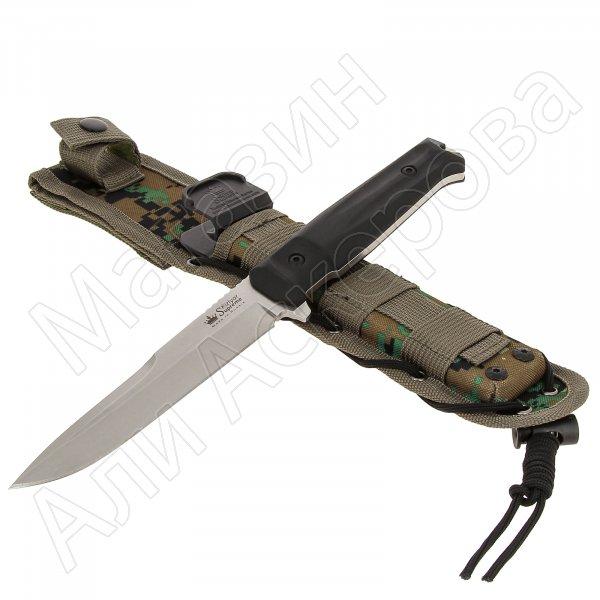 Нож Alpha (сталь D2 SW, рукоять G10)