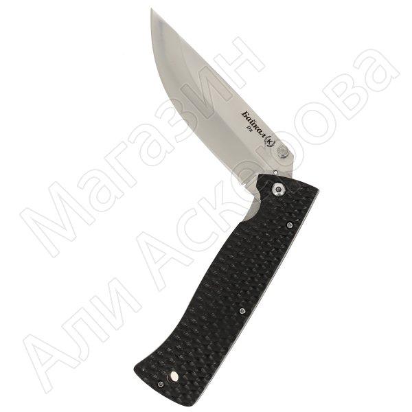 Кизлярский нож складной Байкал (сталь D2, рукоять G10)