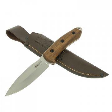 Нож Corsair Kizlyar Supreme (сталь AUS-8 SW, рукоять дерево)