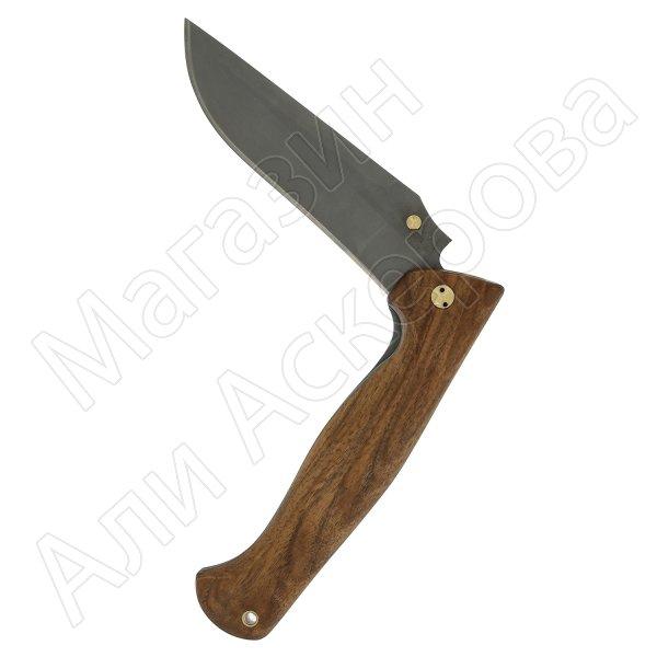 Складной нож Актай-2 (сталь Х12МФ, рукоять орех)