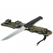 Нож Alpha Kizlyar Supreme (сталь AUS-8 SW, рукоять кратон)