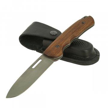 Складной нож Барс Ворсма (сталь 95Х18, рукоять орех)