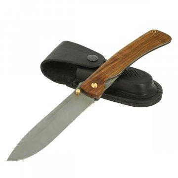 Складной нож Бродяга (сталь 95Х18, рукоять - орех)