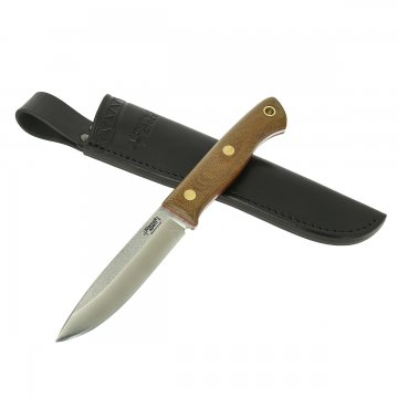 Нож Бушкрафт Южный Крест (сталь N690, рукоять микарта)