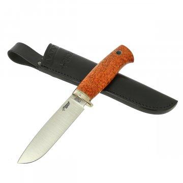 Нож Чинук (сталь Elmax, рукоять - бубинга)