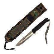 """Тактический нож """"Delta"""" (сталь - D2 Satin, рукоять - кратон) арт.4747"""