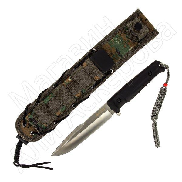 Тактический нож Delta Kizlyar Supreme (сталь D2 Satin, рукоять кратон)